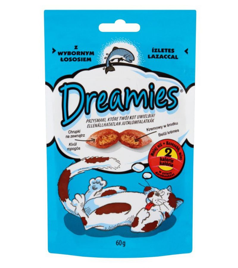 DREAMIES лосось 0.06
