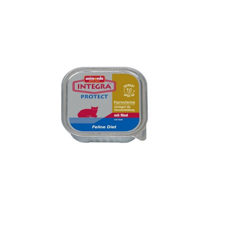 ANIMONDA Integra protect struvite 0.1 kg говядина